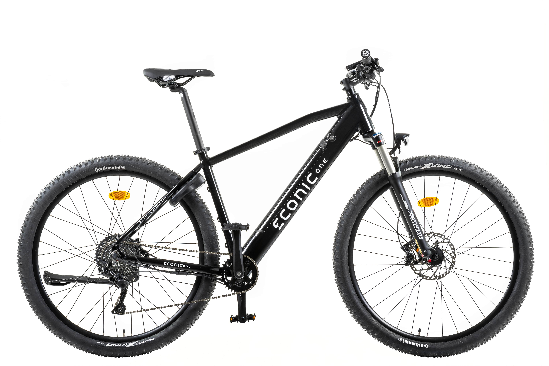 Elektrische Mountainbike Econic One Cross-Country Smart L 48cm Zwart